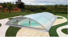 Albixon Klasik Smart Poolüberdachung / Schwimmbadüberdachung Albixon Klasik Smart Poolüberdachung / Schwimmbadüberdachung