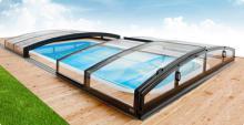 Albixon Quattro Premium Infinity Pool-Komplettset Albixon Quattro Premium Infinity Pool-Komplettset