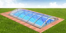 Albixon Quattro Premium Klasik Pool-Komplettset Albixon Quattro Premium Klasik Pool-Komplettset