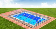 Albixon Quattro Premium Klasik Clear Pool-Komplettset Albixon Quattro Premium Klasik Clear Pool-Komplettset