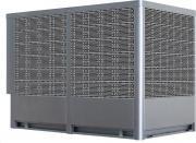 Pool-Wärmepumpe für Hallenbad / Schwimmbad / Freibad / Hotelpool IPS-600 Inverter Premium Silent 60KW COP16
