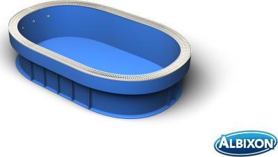 Ovalpools 29 angebote auf find for Pool rund 3m