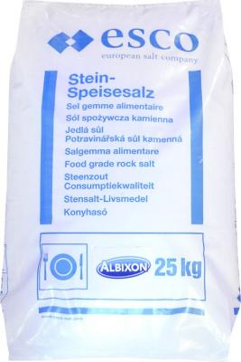 Pool-Salz / Schwimmbad-Salz für Pool-Salzwasserelektrolyse 25kg