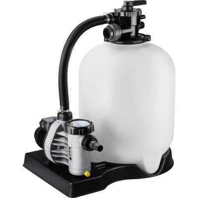 Pool-Sandfilteranlage / Sandfilter-Set FPS-400 Filter Premium Silent mit Speck Ventil, bis 50m³