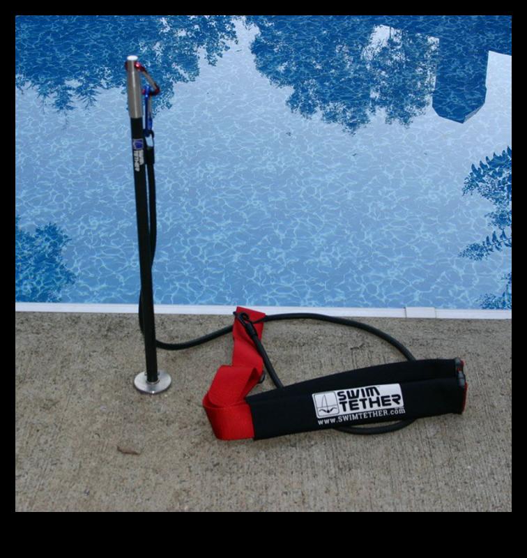 Aquafitness Schwimmhilfe für Swim Spas