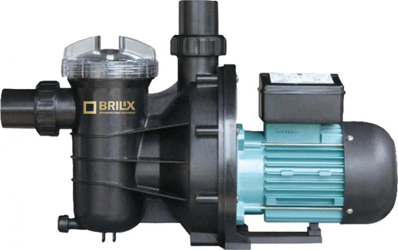 Brilix FXP-550 Pool-/Schwimmbad Umwälzpumpe