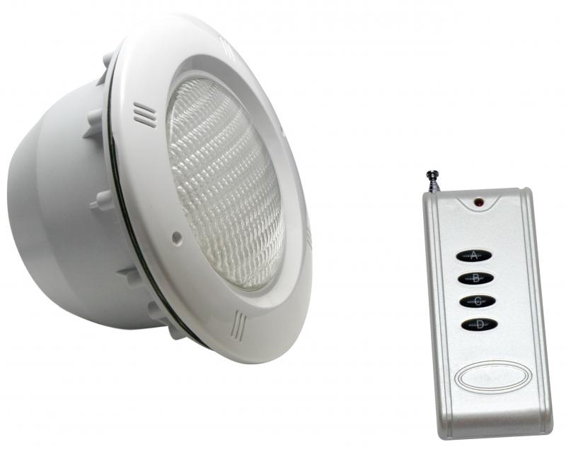 LED Pool-Scheinwerfer / LED-Unterwasserscheinwerfer Brilix LED S 252 RGB