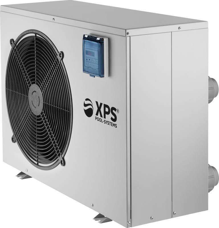 Pool-Wärmepumpe / Schwimmbad-Heizung XPS-140 13,3KW COP5,4