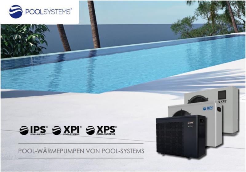 Pool-Wärmepumpen Katalog