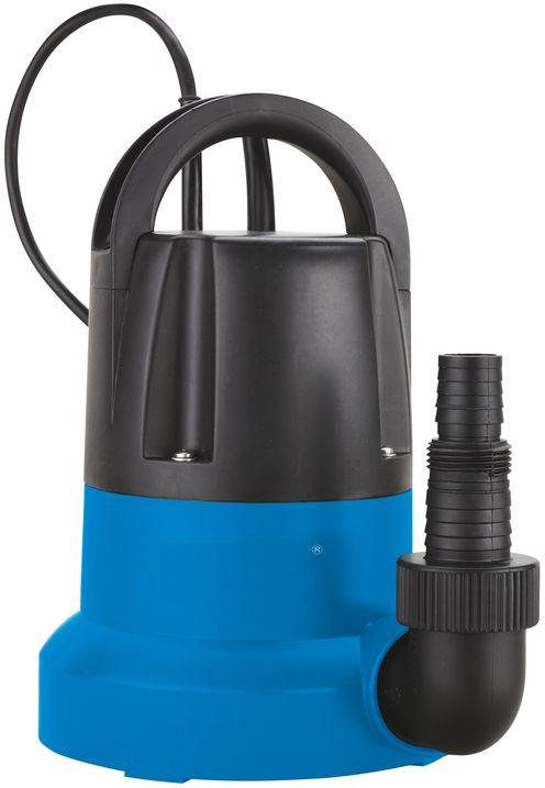Pumpe für Pool-Entleerung