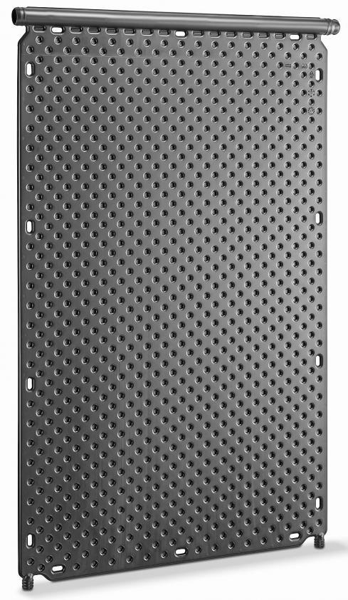 Pool-Solarheizung / Pool-Solarabsorber OKU SOLAR16SET-H 8,64m² Absorber-Komplettset, bis 16m² Wasseroberfläche