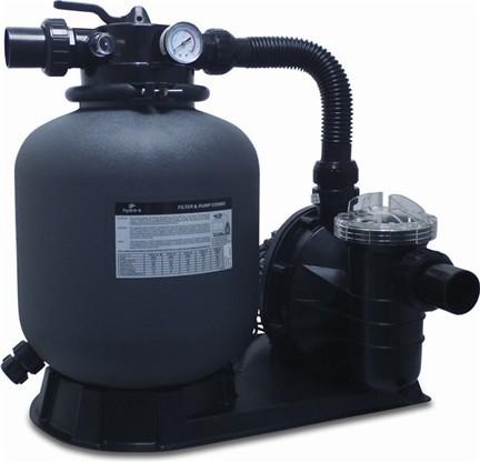 Sandfilter-Komplettanlage Hydro-S FSP350 für 20m³ Pool / Schwimmbad