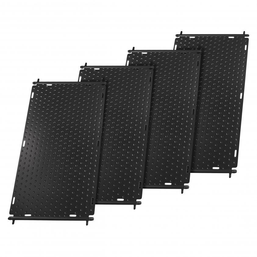 Solar-Poolheizung / Pool-Solaranlage SPL-32000 Solar Premium Line 8,88m² Absorber-Komplettset, bis 32.000L