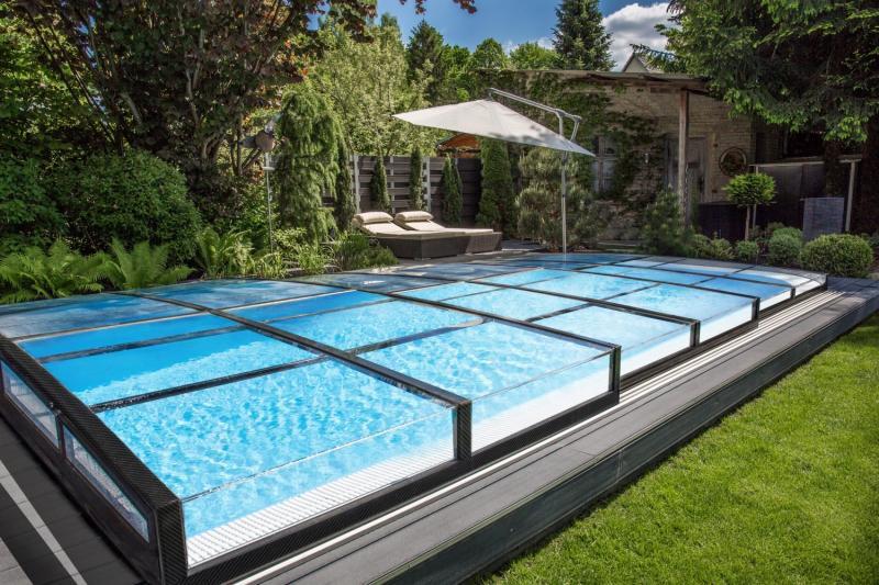 albixon casablanca infinity evo b 446x850cm pool berdachung schwimmbad berdachung pool systems. Black Bedroom Furniture Sets. Home Design Ideas