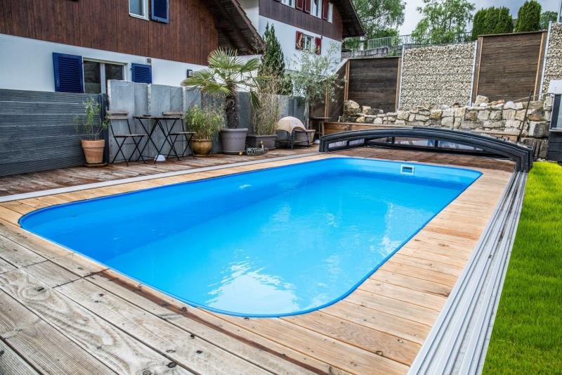 rechteckbecken rechteckpool albixon g2 mit skimmer abgerundet pool systems. Black Bedroom Furniture Sets. Home Design Ideas