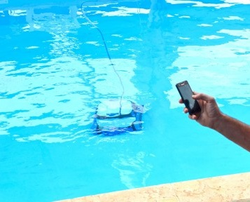 Dolphin S 300i Poolroboter
