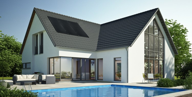 Pool Solarheizung / Solaranlage / Absorber