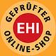 EHI geprüfter Online-Shop